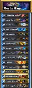 building a better robot mech mage and mech shaman decks for hearthstone bmk gaming