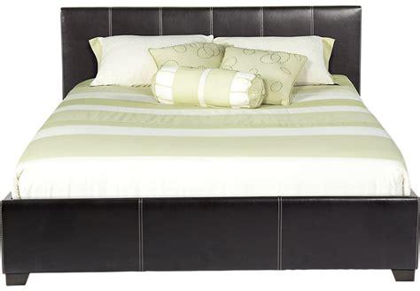 wood mirrors belfair brown 3 pc bed beds wood