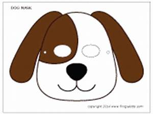 Dog Mask | Printable Templates & Coloring Pages ...