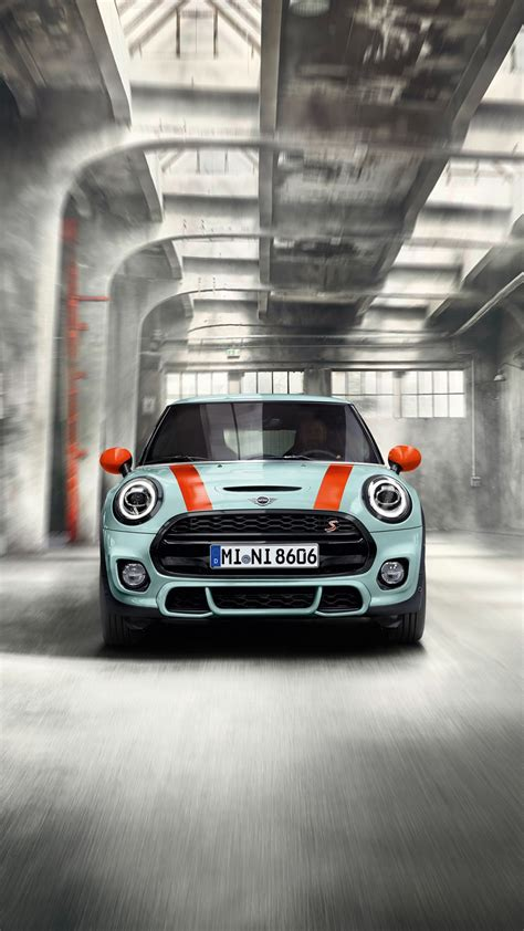 Mini Cooper Blue Edition 4k Wallpapers by Mini Cooper S Delaney Edition 2018 4k Wallpapers Hd
