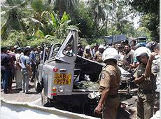 Land Rover Defender accident in Sri Lanka YouTube