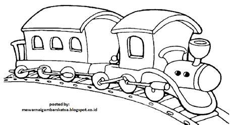 Virus corona 30 gambar kartun virus corona atau covid 19 untuk anak anak mudah dipahami. Mewarnai Gambar: Mewarnai Gambar Sketsa Kendaraan Kereta Api 1