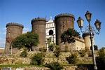 File:The Castel Nuovo (Maschio Angioino) (front view ...