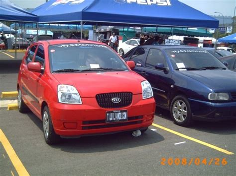 Kia Picanto Modification by Jfa7776 2007 Kia Picanto Specs Photos Modification Info