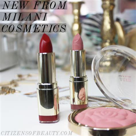 review milani cosmetics romantic rose powder blush