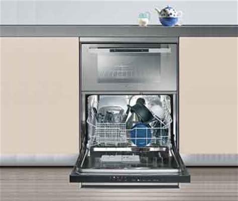meuble cuisine pour four encastrable four lave vaisselle cuisson et lavage combinés