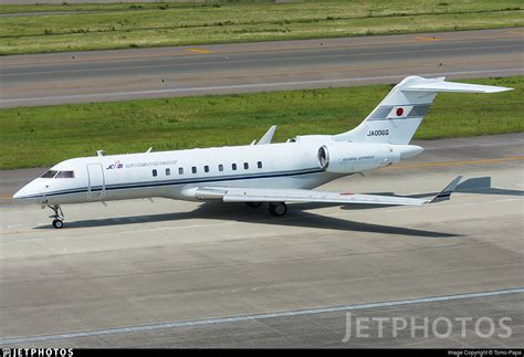 civil aviation bureau ja006g bombardier bd 700 1a10 global express