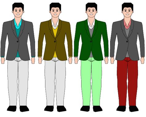 How To Match Clothes When You're Clueless About Colormatching