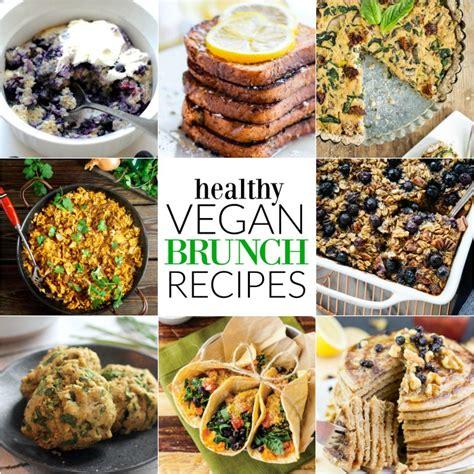 best brunch ideas at home healthy vegan brunch recipes hummusapien