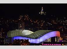 The velodrome stadium in Marseille #PrayForParis World