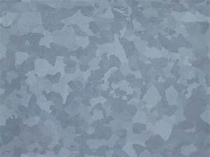 Seamless Metal Galvanized Steel Texture + (Maps ...