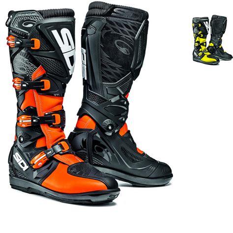 motocross boots sidi sidi xtreme srs motocross boots motocross boots