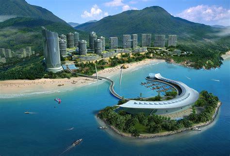 Dalian Asian Film Gold Coast Masterplan | VOA Associates ...