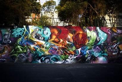 Graffiti Askew Rainbow Awesome Abstract Picdump Acid