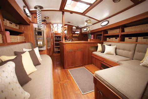 Boat Cabin Chairs by Marine Upholstery Fabrics Sunbrella Fabrics