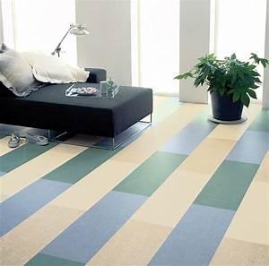 Forbo Click Vinyl : forbo marmoleum click natural linoleum flooring contemporary living room ~ Frokenaadalensverden.com Haus und Dekorationen