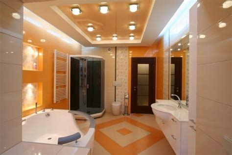 ceiling ideas for bathroom best tips for false ceilings for bathrooms with lighting