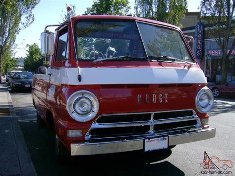 Dodge A100 by Dodge A100 Car Classics