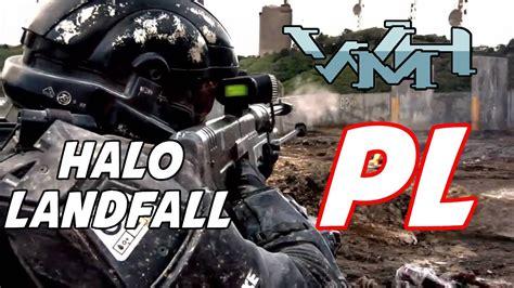 Halo Landfall Napisy Pl Youtube