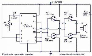 Circuit Diagrams For Electronic Projects Photos