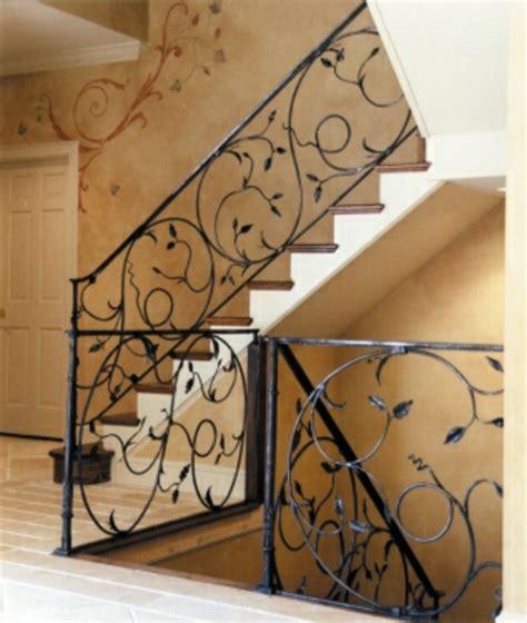 rambarde escalier fer forge la rambarde fer forg 233 quelques mod 232 les inspirantes