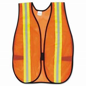 Orange Safety Vest 2