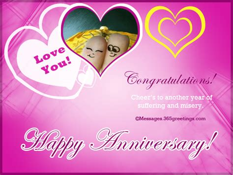 funny anniversary messages greetingscom