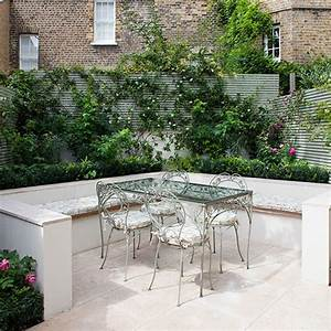 Romantic garden seating area contemporary garden ideas for Garden seating area ideas