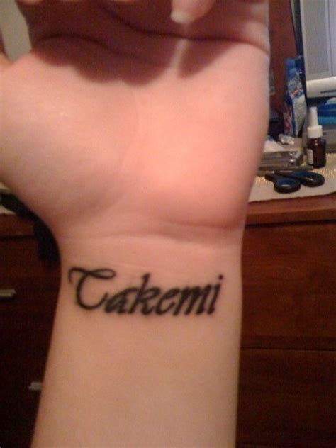 graceful  tattoos   wrist