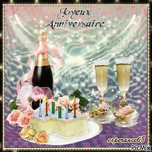 Image Champagne Anniversaire : joyeux anniversaire champagne bb57 montrealeast ~ Medecine-chirurgie-esthetiques.com Avis de Voitures