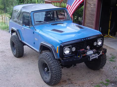 commando jeep 1972 jeep commando information and photos momentcar