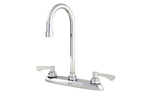 commercial  handle  hole installation kitchen faucet