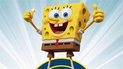 Spongebob Esponja Bob 4k Wallpapers Painel Lona