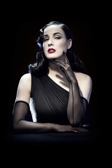 Arizona's Famous Canyon Ranch Gets Sexy With Dita Von
