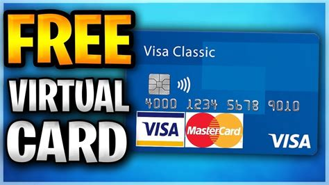 Valid credit card numbers for testing purposes! Free Virtual Credit Card - How To Get Free Credit Card 💯 Visa Card Free 2019 - YouTube