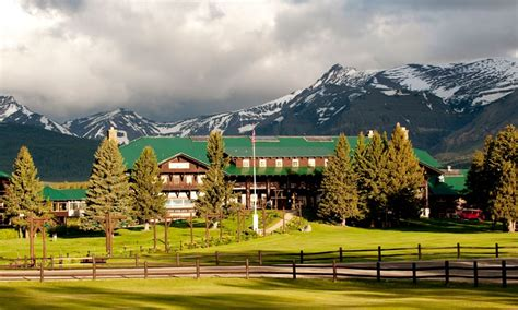 Glacier National Park Lodge - AllTrips
