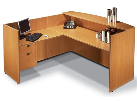 reversible l shaped desk offices to go l shaped reception desk with customer