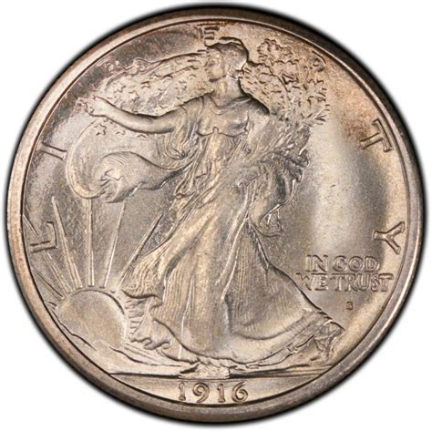 walking liberty half dollar value 1916 walking liberty half dollar values and prices past sales coinvalues com
