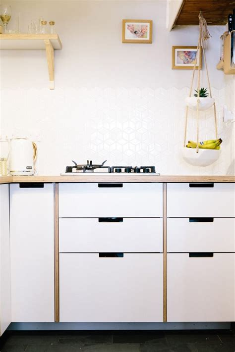 cut ikea kitchen cabinets 25 best ideas about plywood kitchen on 8548