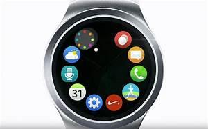 Montre Gear S2 : samsung donne un aper u de sa future montre gear s2 ~ Preciouscoupons.com Idées de Décoration