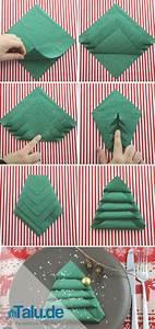 Tannenbaum Falten Anleitung : 25 einzigartige servietten falten tannenbaum ideen auf ~ Lizthompson.info Haus und Dekorationen