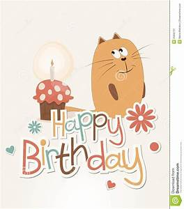 Cute Happy Birthday Card Picture Wallpaper #11625 ...