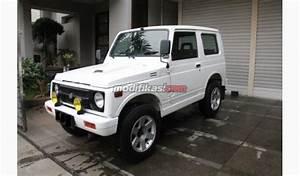 Suzuki Katana 2001 Jimny Jdm Putih