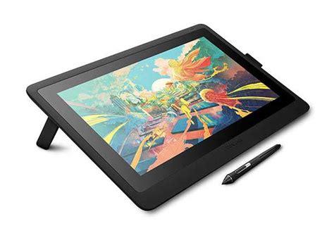 wacom cintiq  drawing tablet  screen  pro