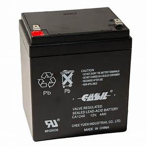 Batterie 12v 4ah : casil casil genuine ca1240 12v 4ah sla alarm battery ebay ~ Medecine-chirurgie-esthetiques.com Avis de Voitures
