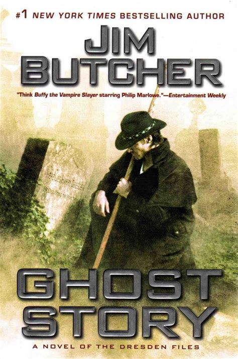 Ghost Story Dresden Files presents a conversation with jim butcher part