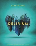 Image result for Delirium Book cover