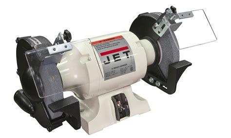 bench grinder reviews 577102 jet jbg 8a 8 in 1 hp industrial bench grinder
