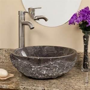 la vasque ronde en 45 photos choisissez la votre With salle de bain design avec vasque ronde en pierre