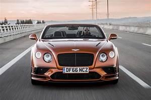 Bentley Continental Supersports : 2017 bentley continental supersports first drive review automobile magazine ~ Medecine-chirurgie-esthetiques.com Avis de Voitures